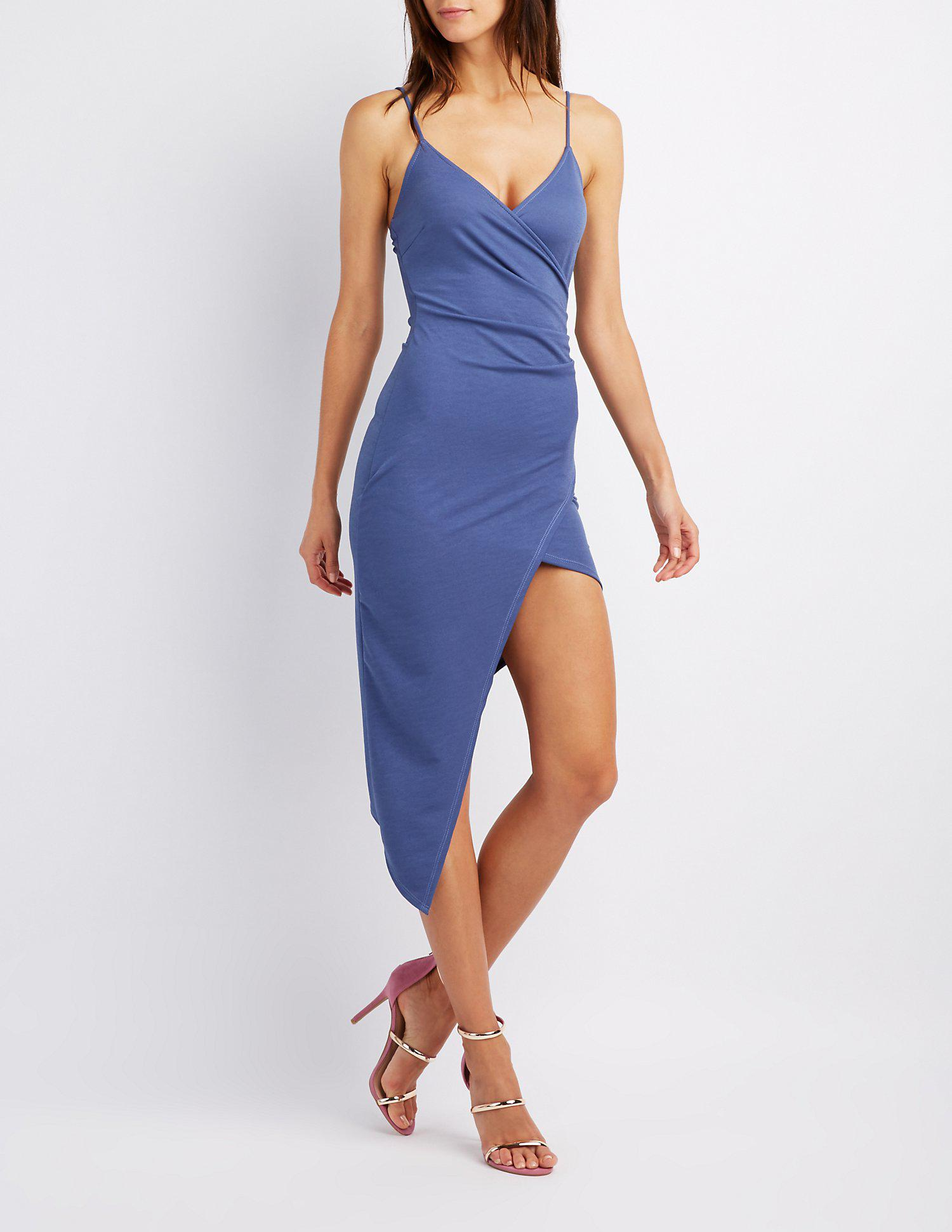 2037d0b9a1a Gallery. Previously sold at  Charlotte Russe · Women s Bodycon Dresses