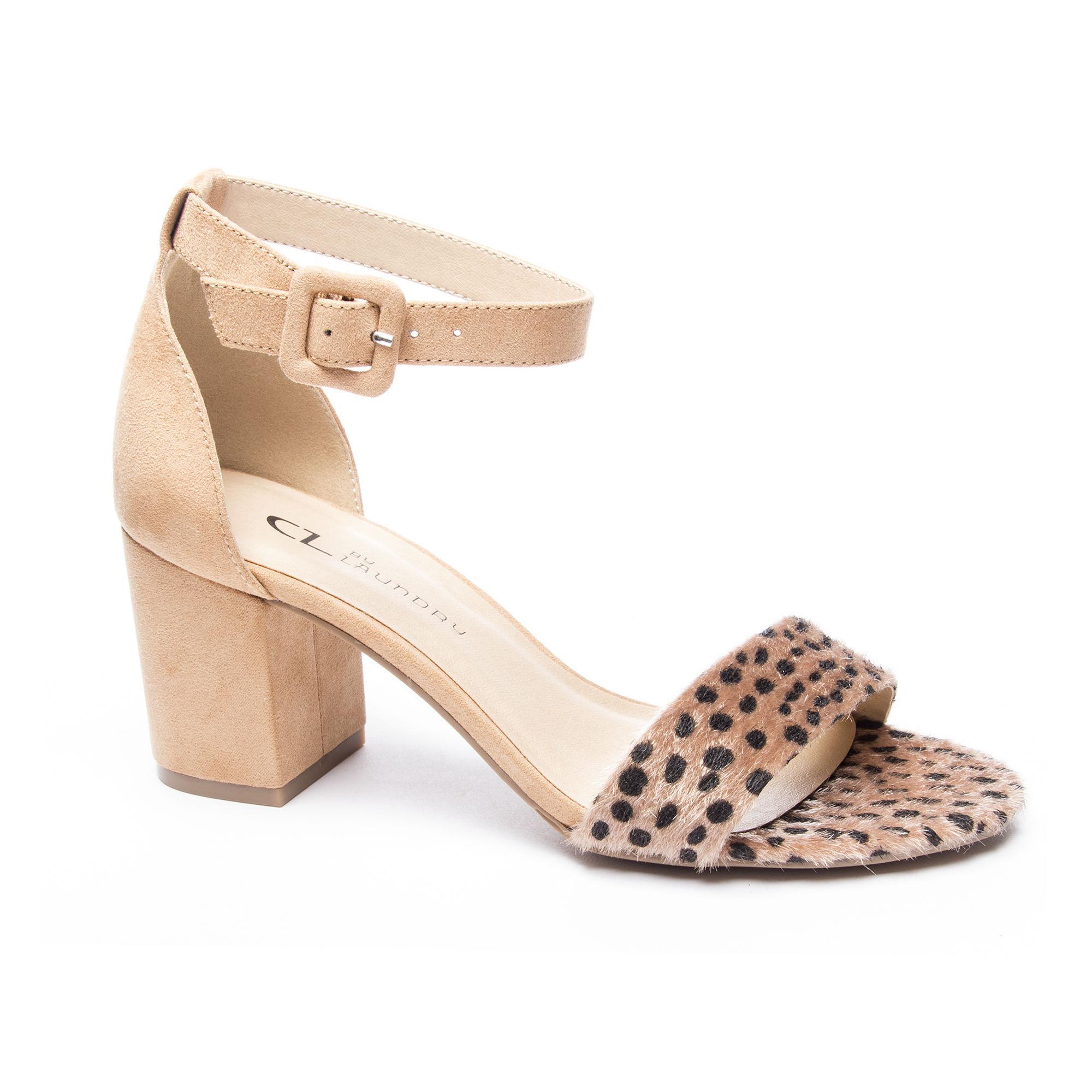 1fc35b50dcd Lyst - Chinese Laundry Jody Block Heel Sandal