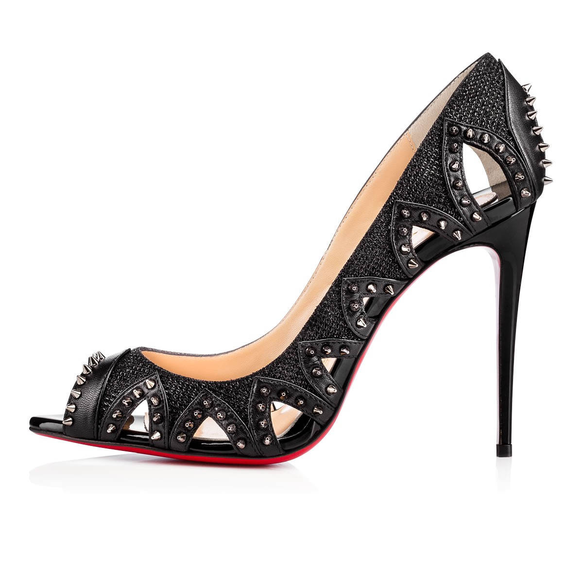 fc89abacd063 Lyst - Christian Louboutin Circus City in Black