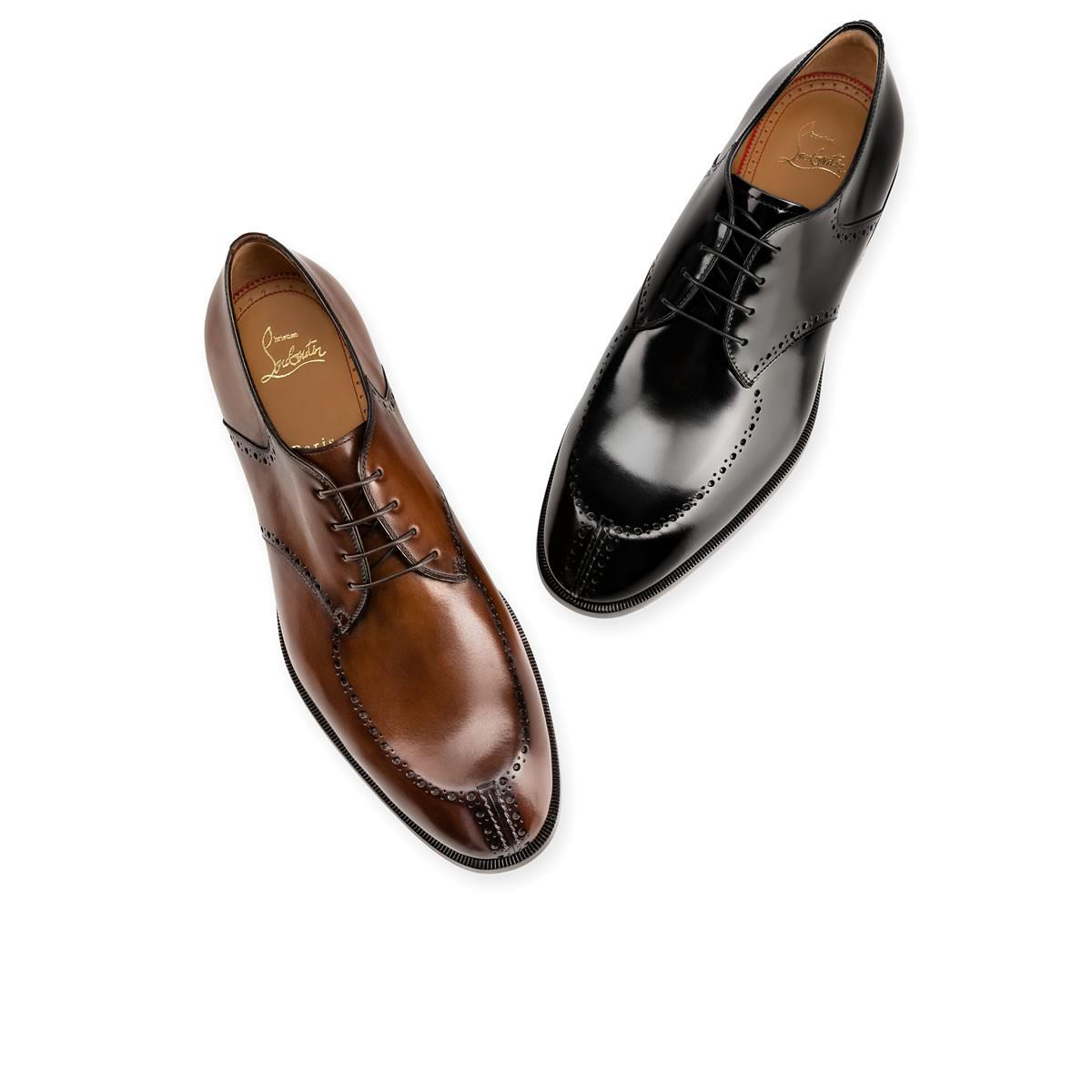 717bccbd14a Christian Louboutin - Brown A Mon Homme Flat for Men - Lyst. View fullscreen