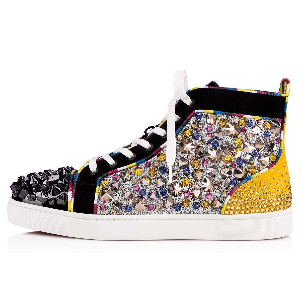 ad32967ed419 Christian Louboutin - Multicolor Remix Men s Flat for Men - Lyst. View  fullscreen