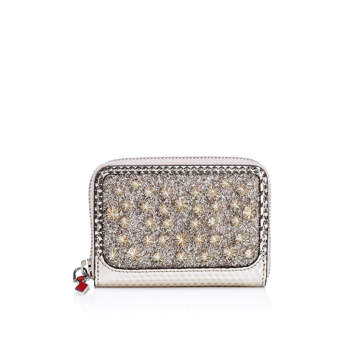 269d4c4033c Lyst - Christian Louboutin Panettone Coin Purse in White
