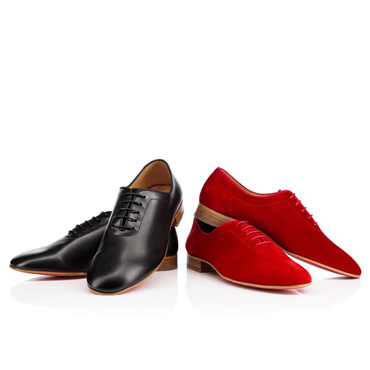 bdce791c9e08e Lyst - Christian Louboutin Ac Alfred Flat in Red for Men