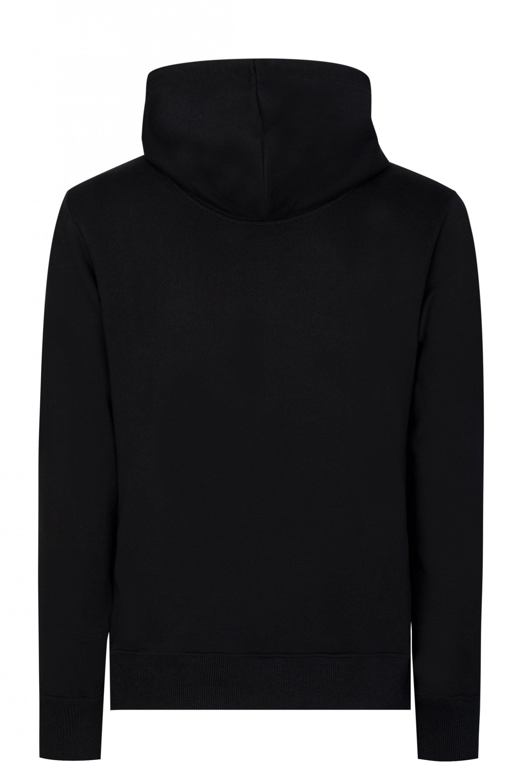 ef694015 KENZO - Black Paris Classic Tiger Hooded Sweatshirt for Men - Lyst. View  fullscreen
