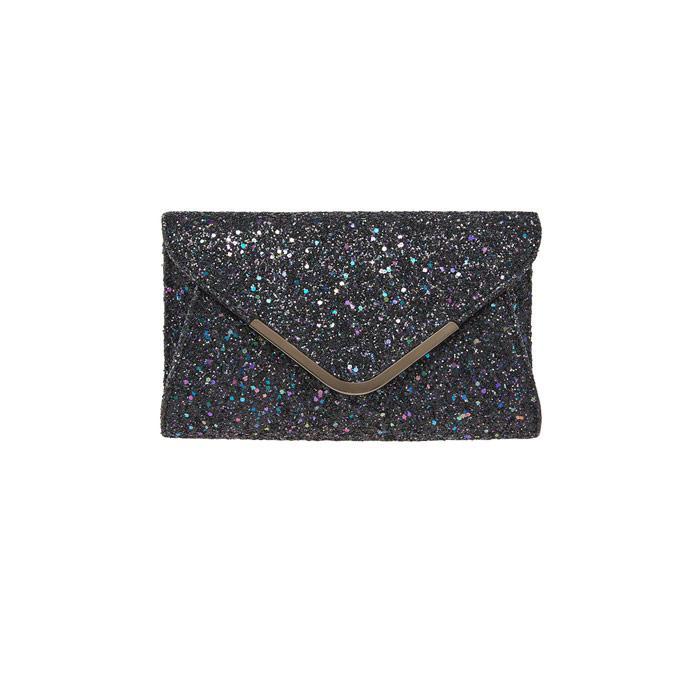 90703c990a Coast Cassie Sparkle Clutch Bag in Black - Lyst