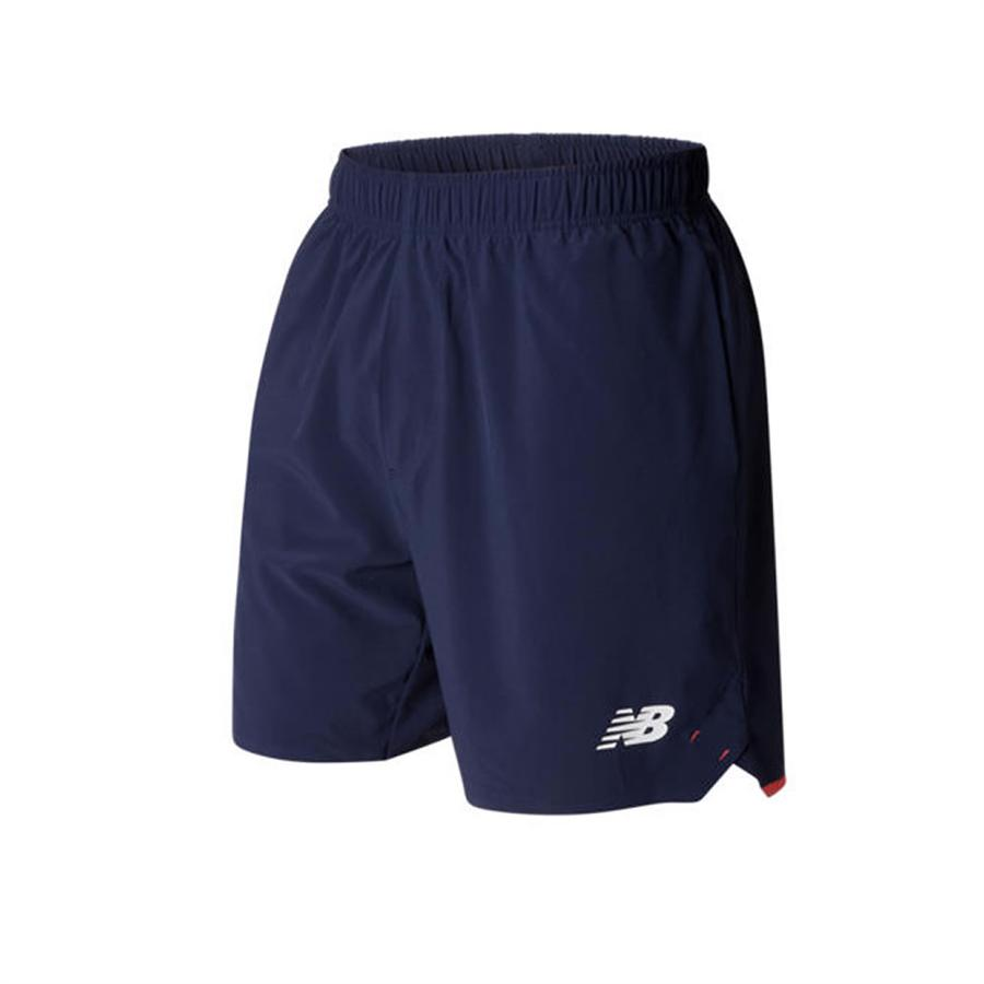 b3ce78d56be5d Lyst - New Balance England Cricket Training Shorts in Blue for Men