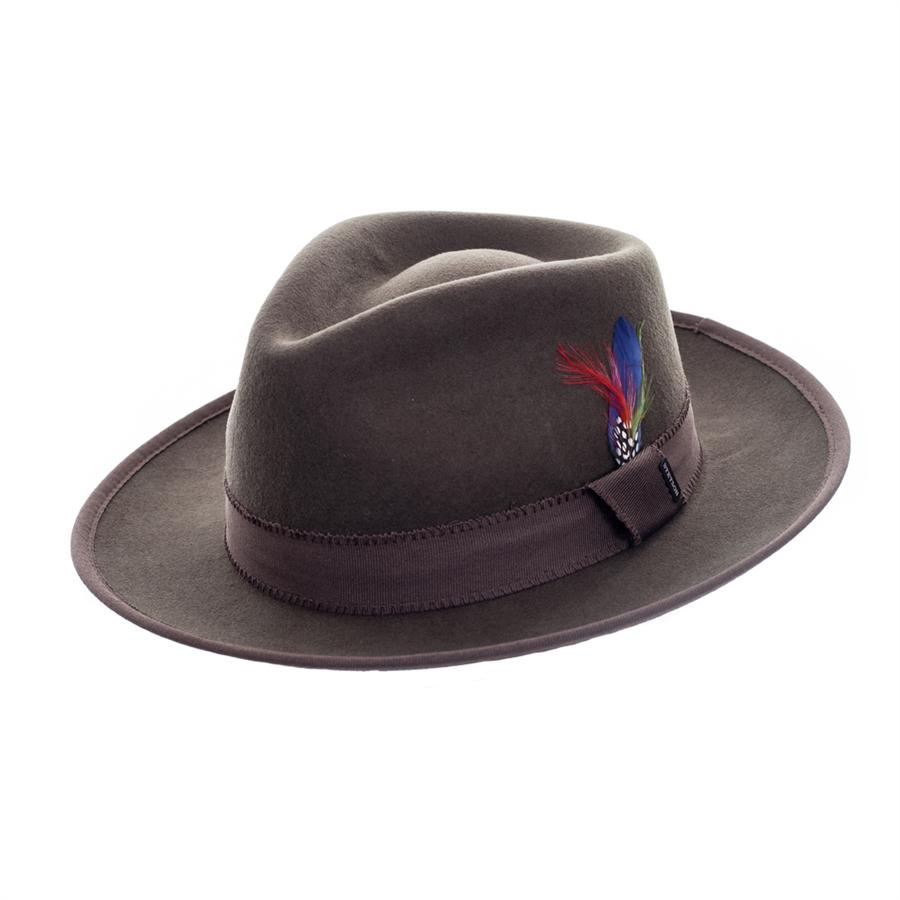 Gallery. Previously sold at  Coes · Men s Wide Brim Hats Men s Wool ... c1de7e5ff3f8