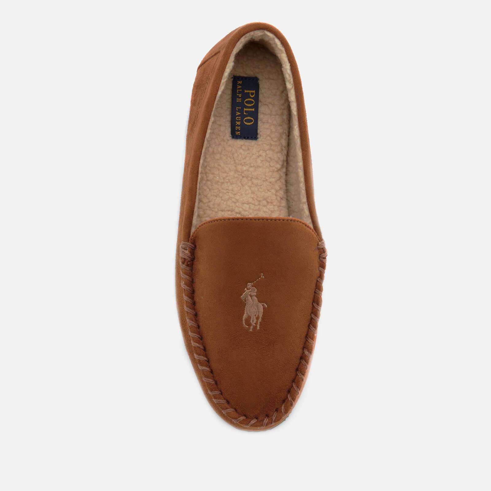 20cc6c370 Polo Ralph Lauren - Brown Dezi Iv Slippers for Men - Lyst. View fullscreen