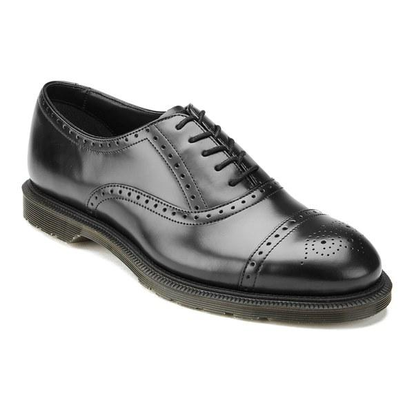 Black Five Star Gucci Shoes