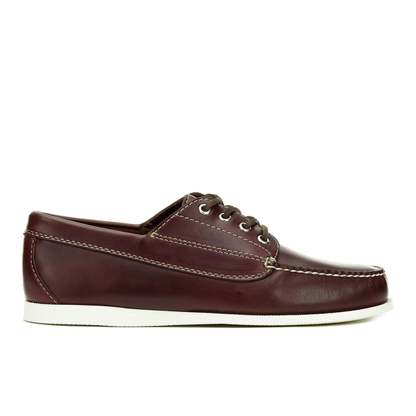Gh Bass Leather Boat Shoes