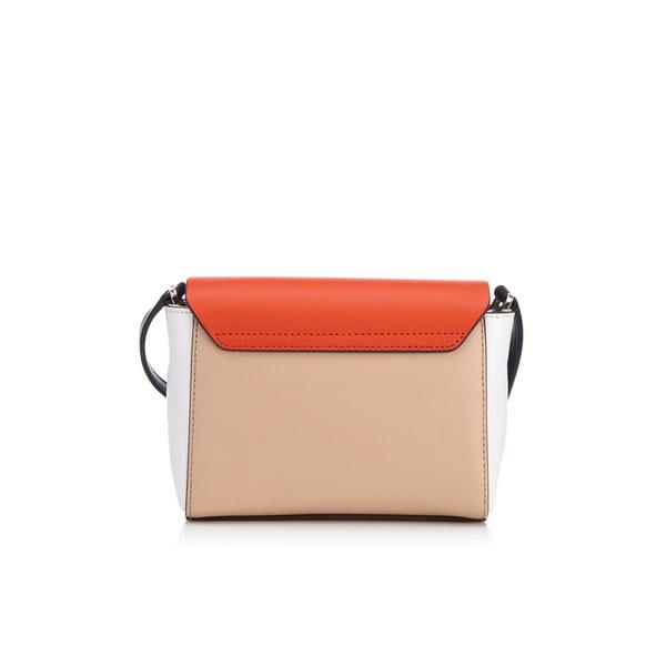 how to set ringtone on iphone lyst dkny s greenwich smooth mini messenger bag 4727