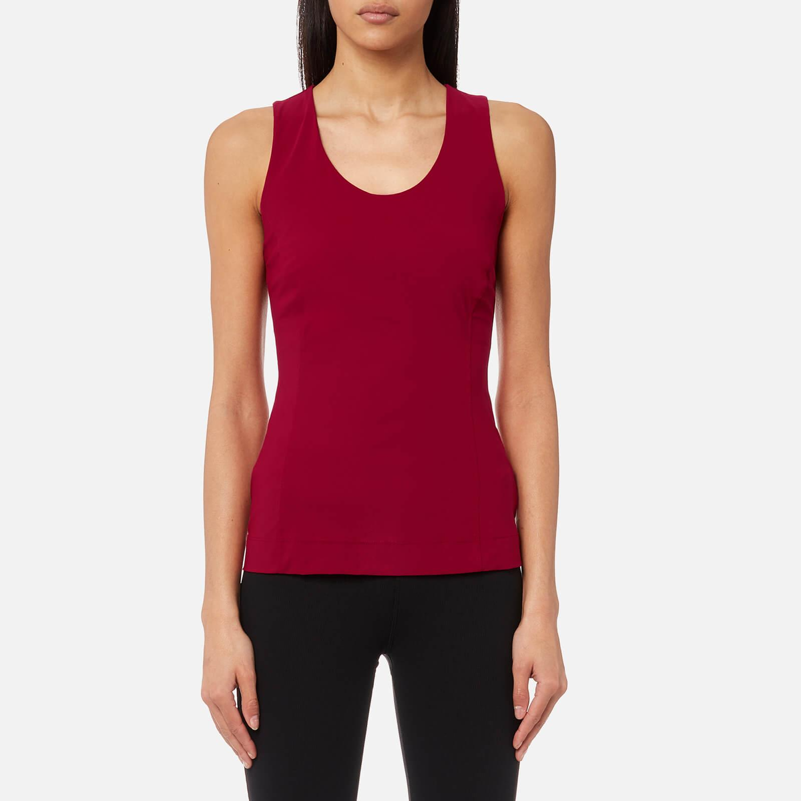 39ffd384e07a9 Lyst - NO KA  OI Mano Sleeveless Top in Red