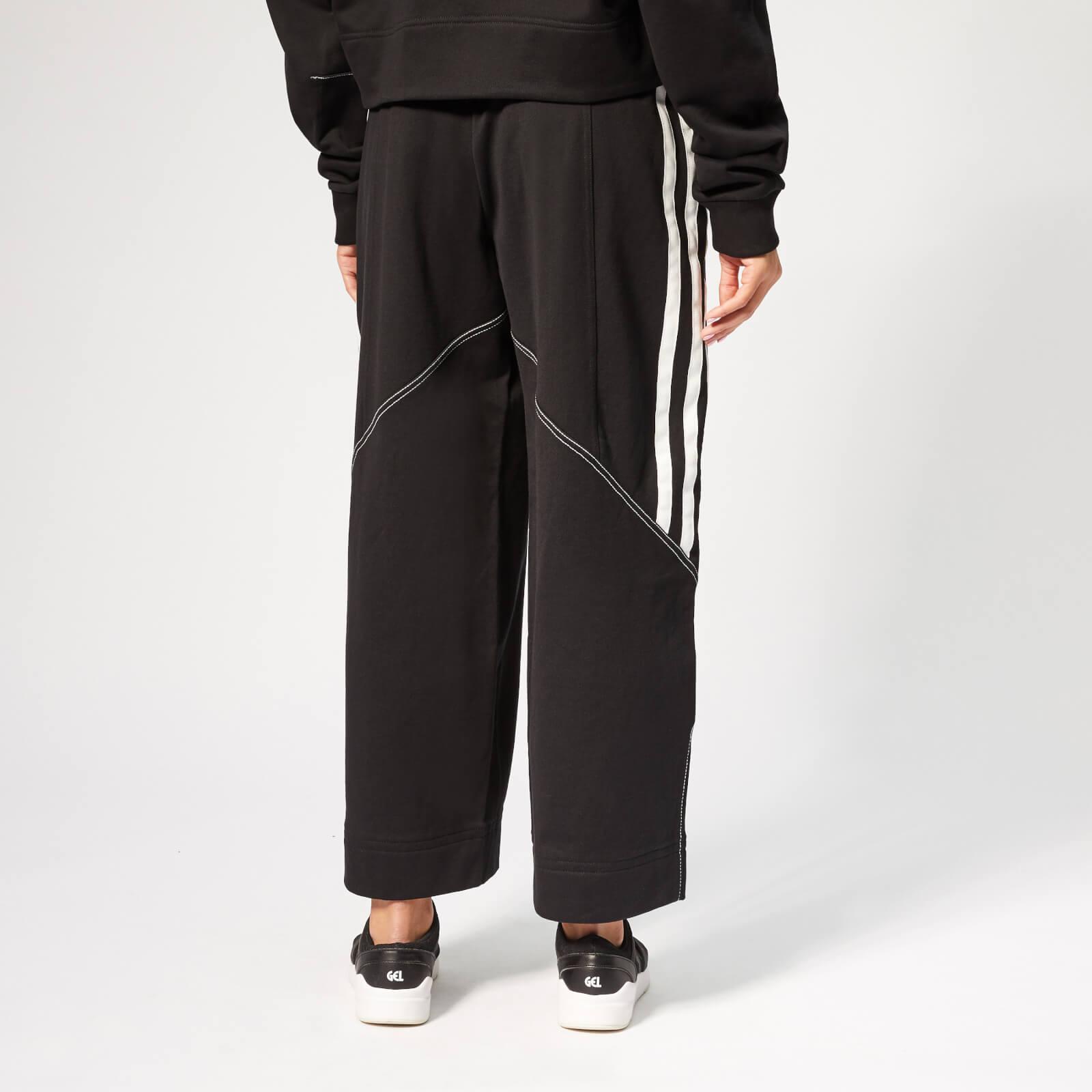 2819862c5ef44 Y-3 - Black 3 4 Stripe Wide Leg Pants - Lyst. View fullscreen