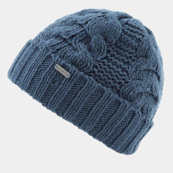 68bf355a4ee Lyst - Michael Kors Link Cable Cuff Hat in Blue for Men