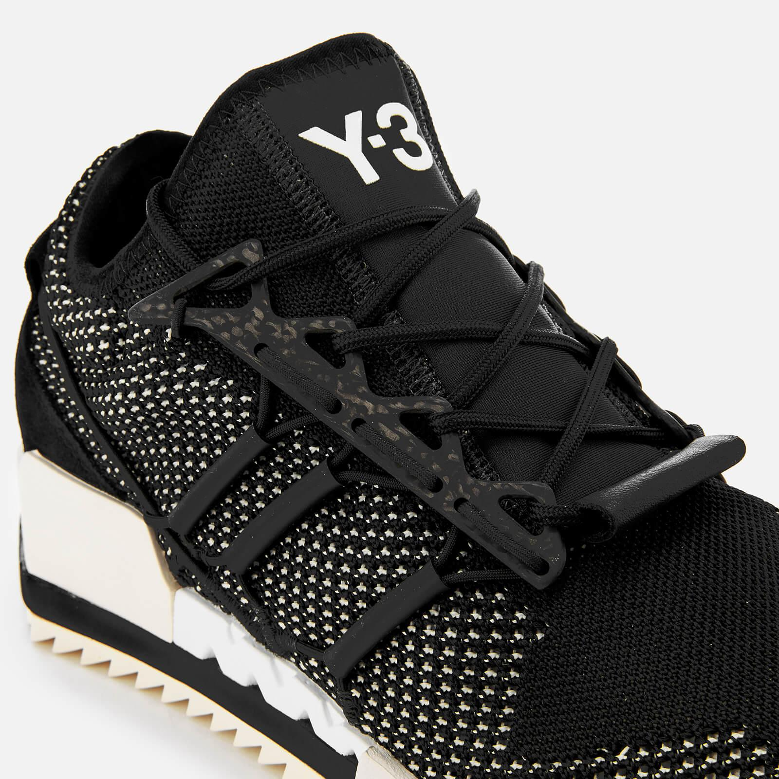 c526502b97b6a Y-3 - Black Harigane Trainers for Men - Lyst. View fullscreen