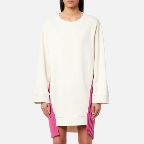 Buy Cheap Explore Clearance Extremely Round-neck cotton sweatshirt dress Maison Martin Margiela Fast Delivery Outlet New Arrival mHAN2
