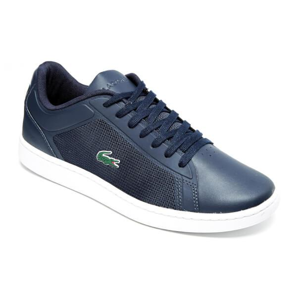 a64a11805152c8 Lyst - Lacoste Men s Endliner 116 2 Spm Trainers in Blue for Men