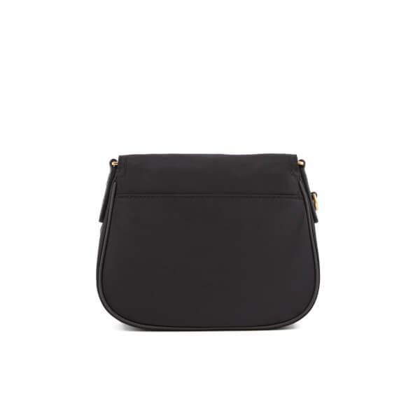 ed49da053daa Lyst - Marc Jacobs Women s Trooper Small Nomad Bag in Black