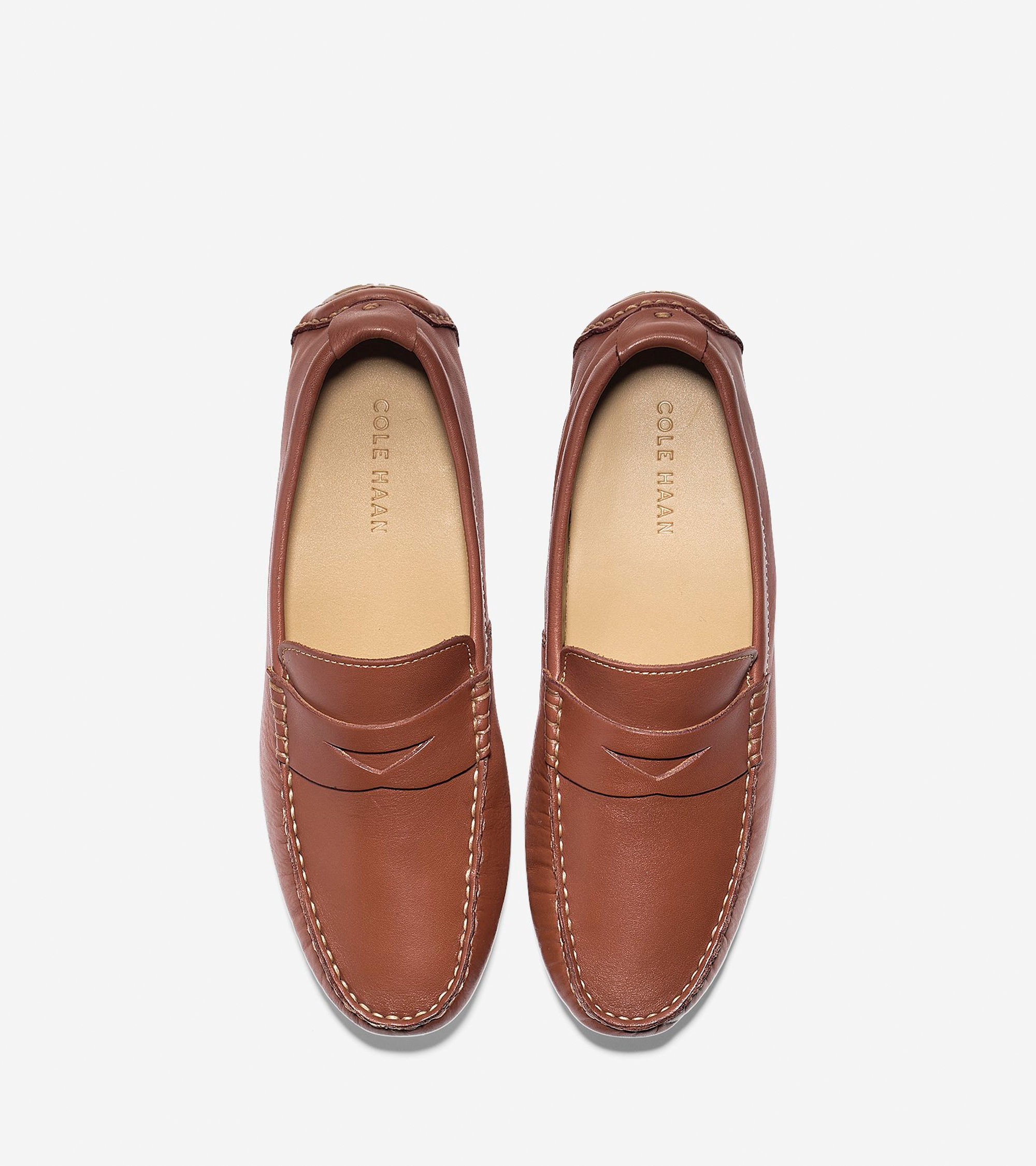 Lyst - Cole Haan Somerset Penny Loafer in Brown for Men