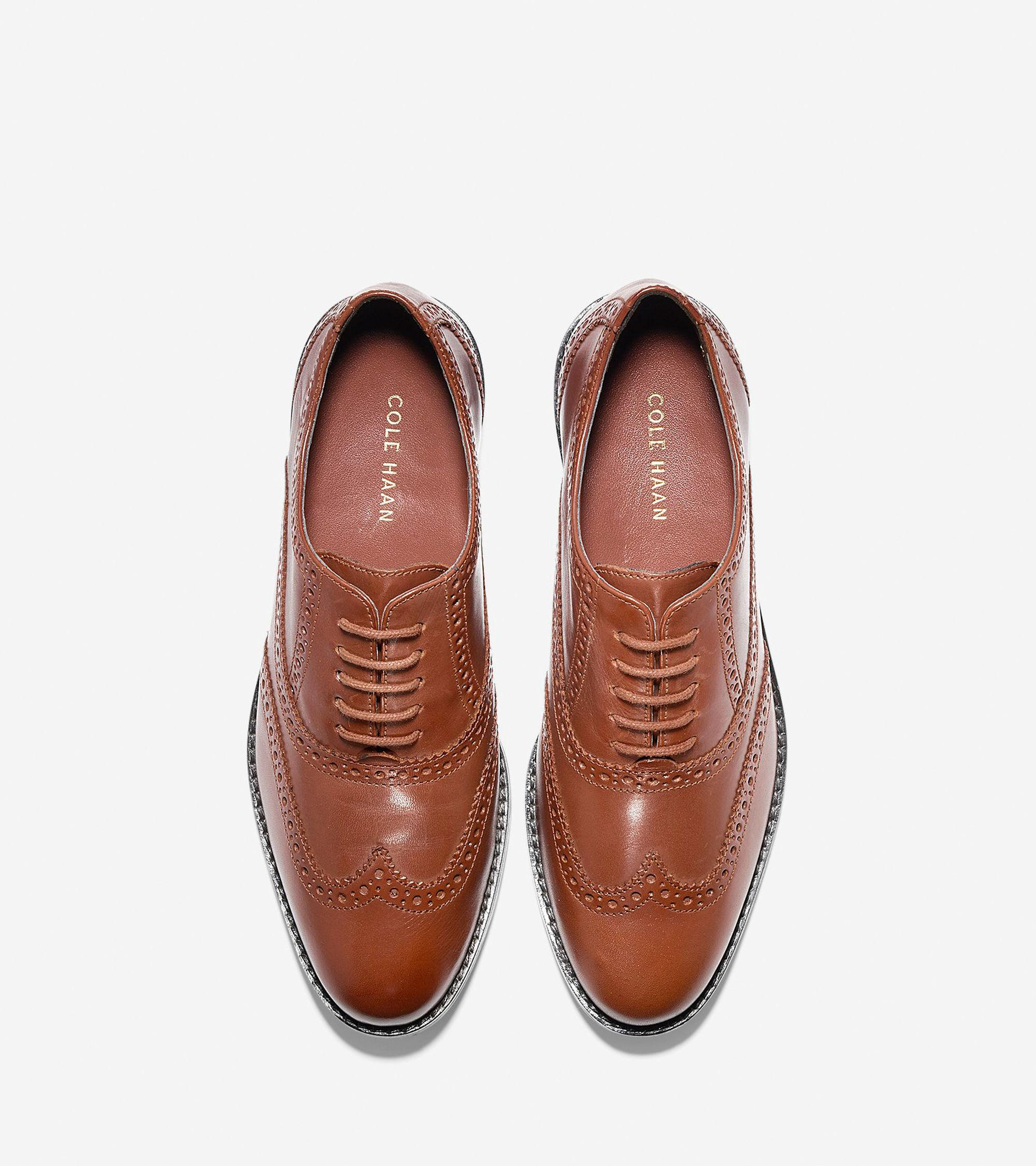 Gallery. Women's Cole Haan Oxfords