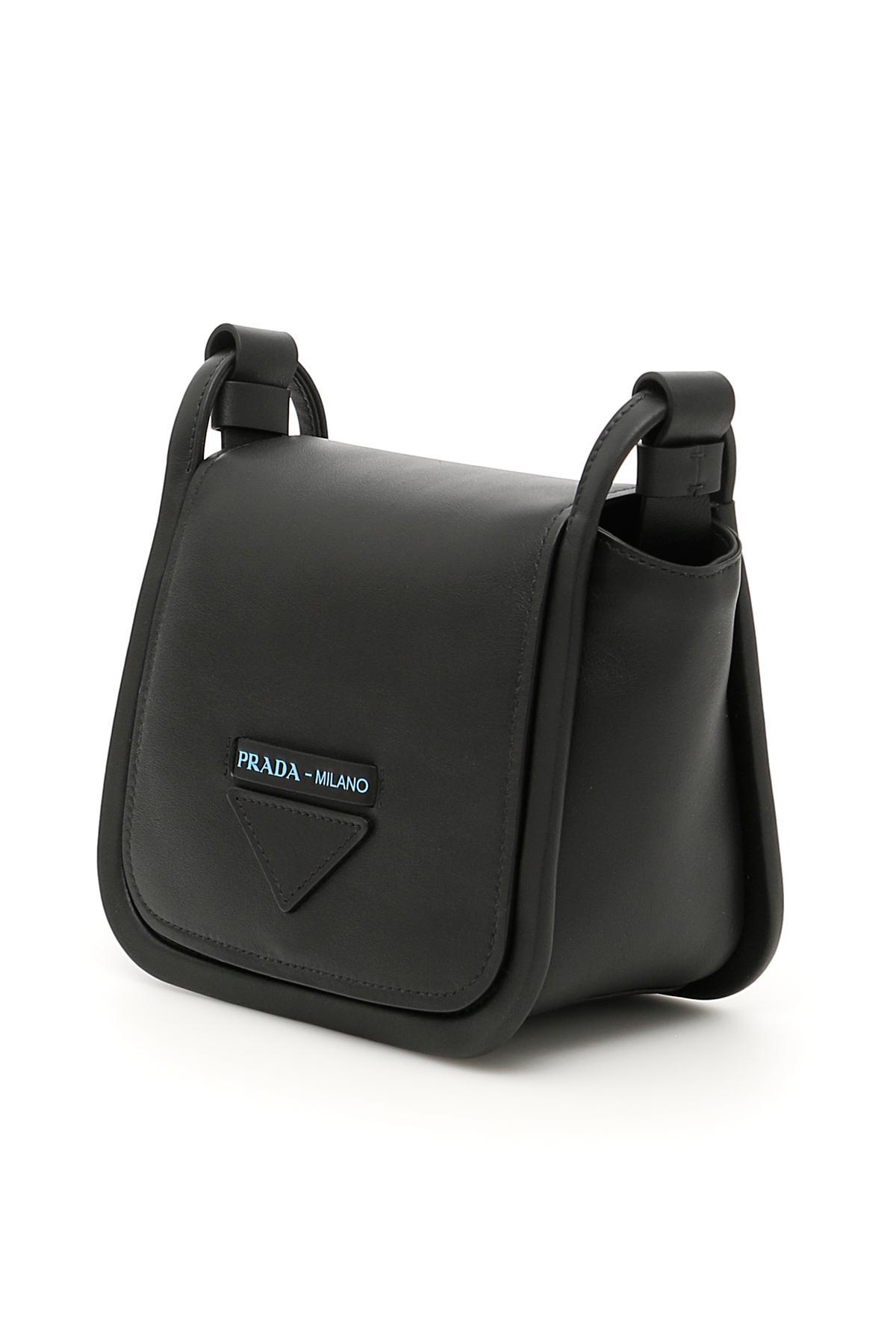 998d954e9fc8 Lyst - Prada Concept Bag in Black