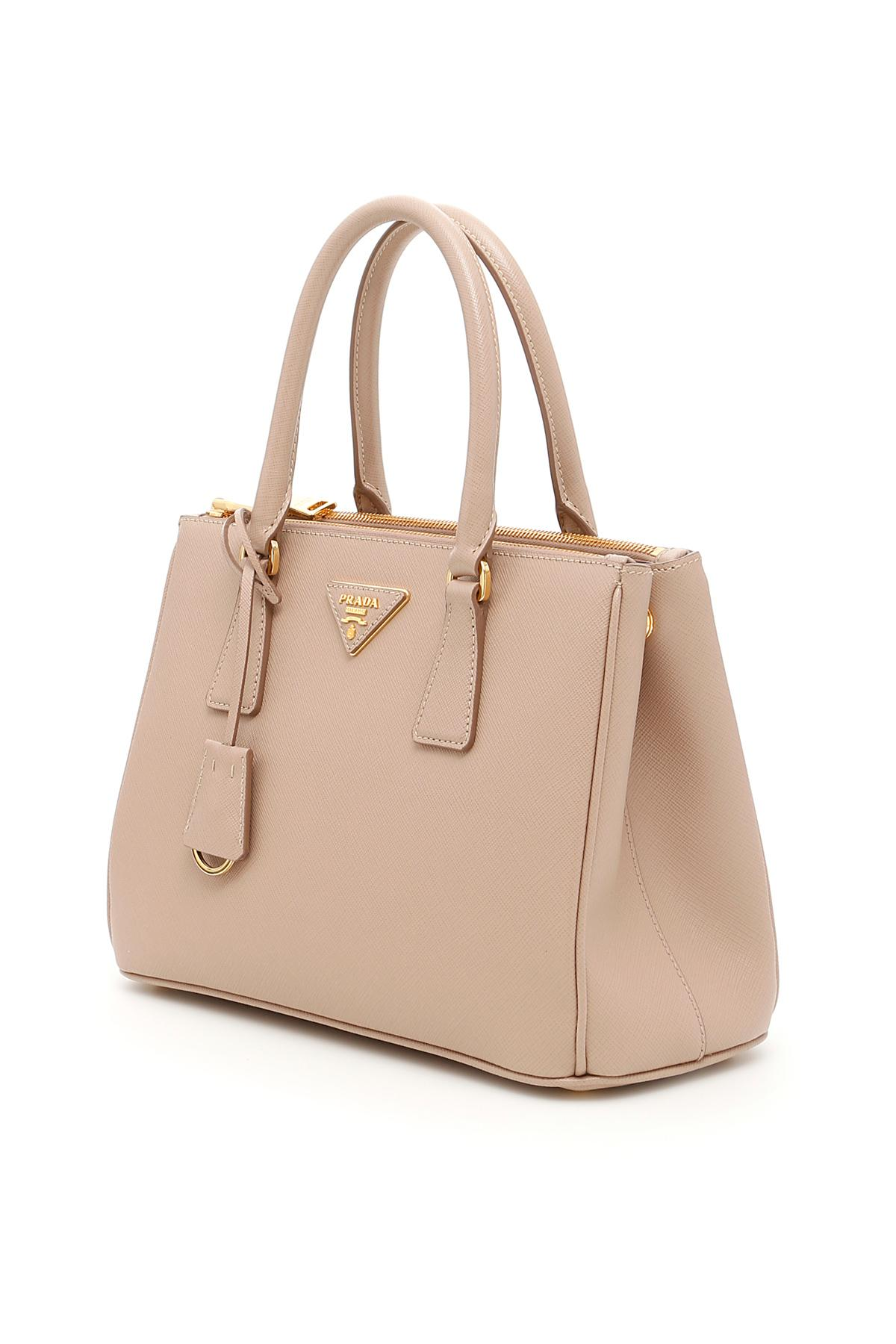 aa1da645ed59 Prada - Multicolor Galleria Saffiano Small Leather Tote - Lyst. View  fullscreen