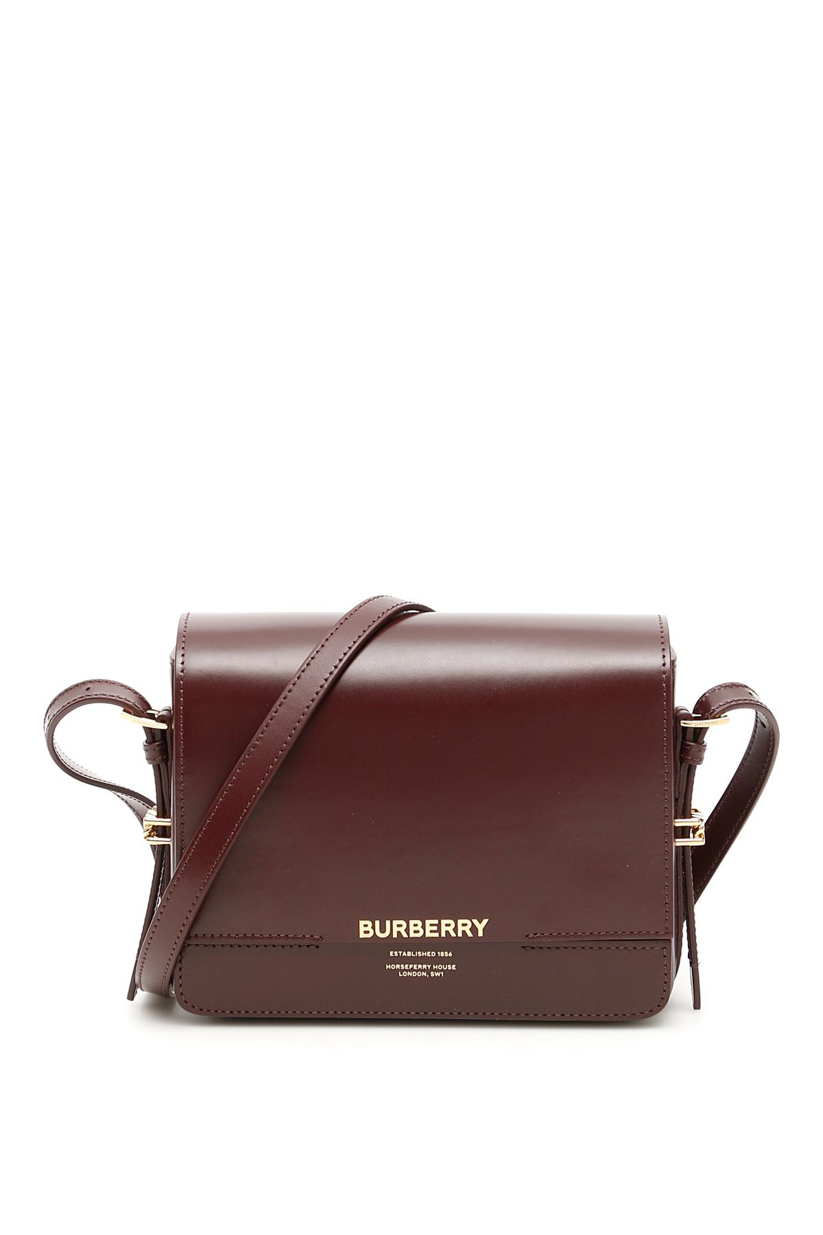 4b8ae54c86 Burberry Small Grace Bag - Lyst