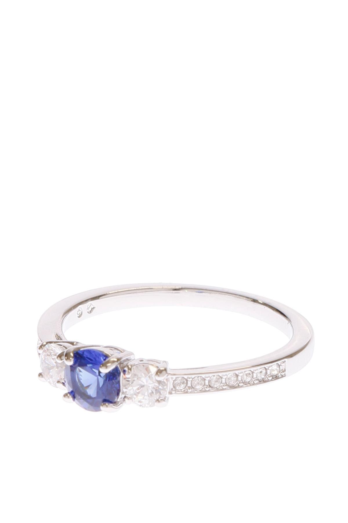 05409c88f949e Swarovski Attract Trilogy Ring Size 55 - Lyst