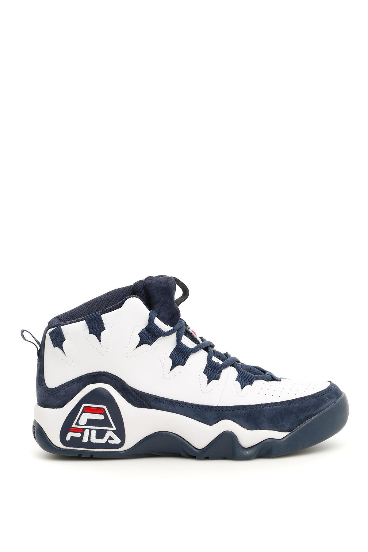 e4fe4ac267f Fila - Blue Grant Hill Sneakers for Men - Lyst. View fullscreen