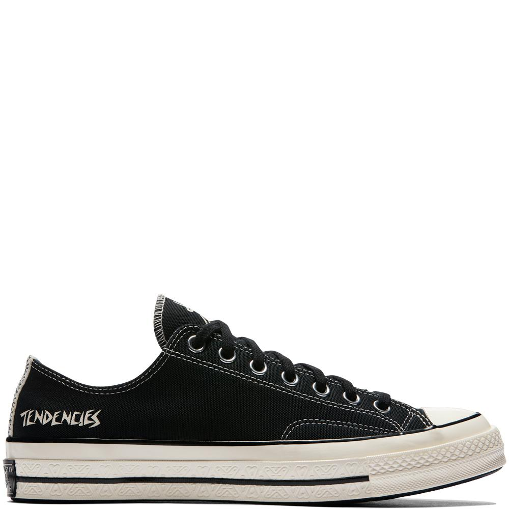 fcd556fa161e Converse X Suicidal Tendencies Chuck 70 Low Top in Black for Men - Lyst