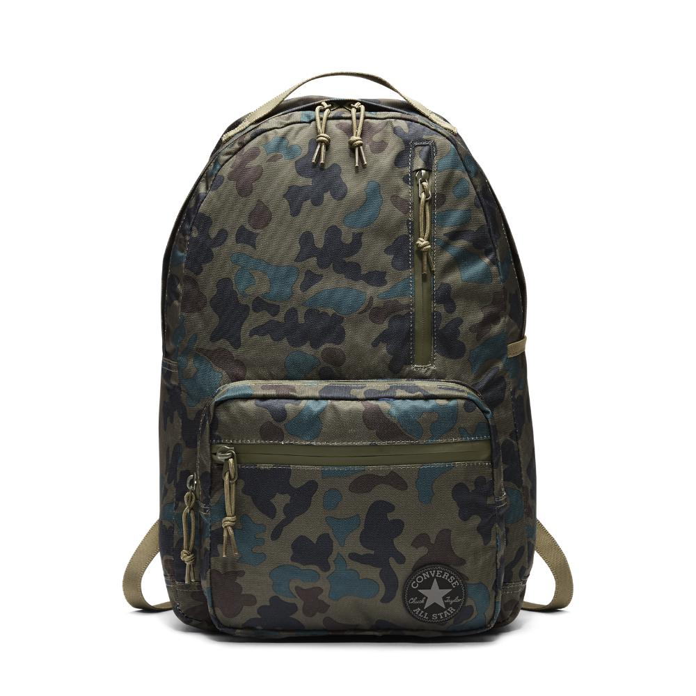 a036f1a78f2c8a Lyst - Converse Poly Go Backpack (olive) - Clearance Sale in Green