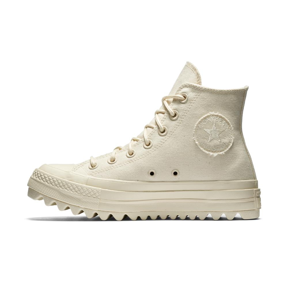 b40f65395bda Lyst - Converse Chuck Taylor All Star Lift Ripple Canvas High Top ...