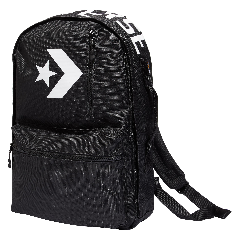 ec12bedb904c Converse Cordura Street 22 Backpack in Black for Men - Lyst