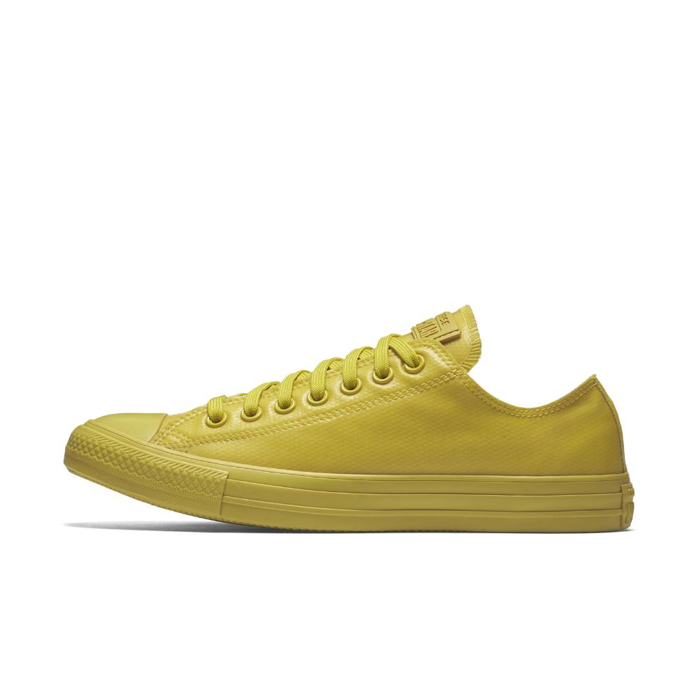 3bc86c006b37 Lyst - Converse Chuck Taylor All Star Translucent Rubber Low Top ...