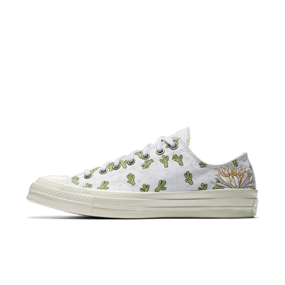 Chuck Taylor All Star 70 Ox TEXTILE PREP EMBROIDERY - FOOTWEAR - Low-tops & sneakers Converse