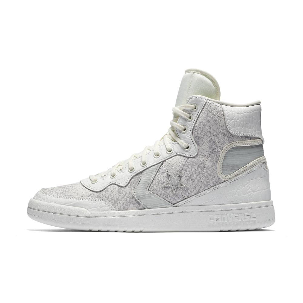 179c704aac0 Lyst - Converse Fastbreak Snake Leather High Top Shoe in White for Men