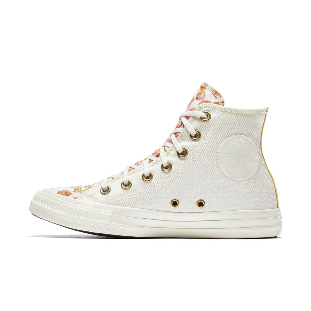 Lyst - Converse Chuck Taylor All Star Parkway Floral High Top ... 92525a5a6