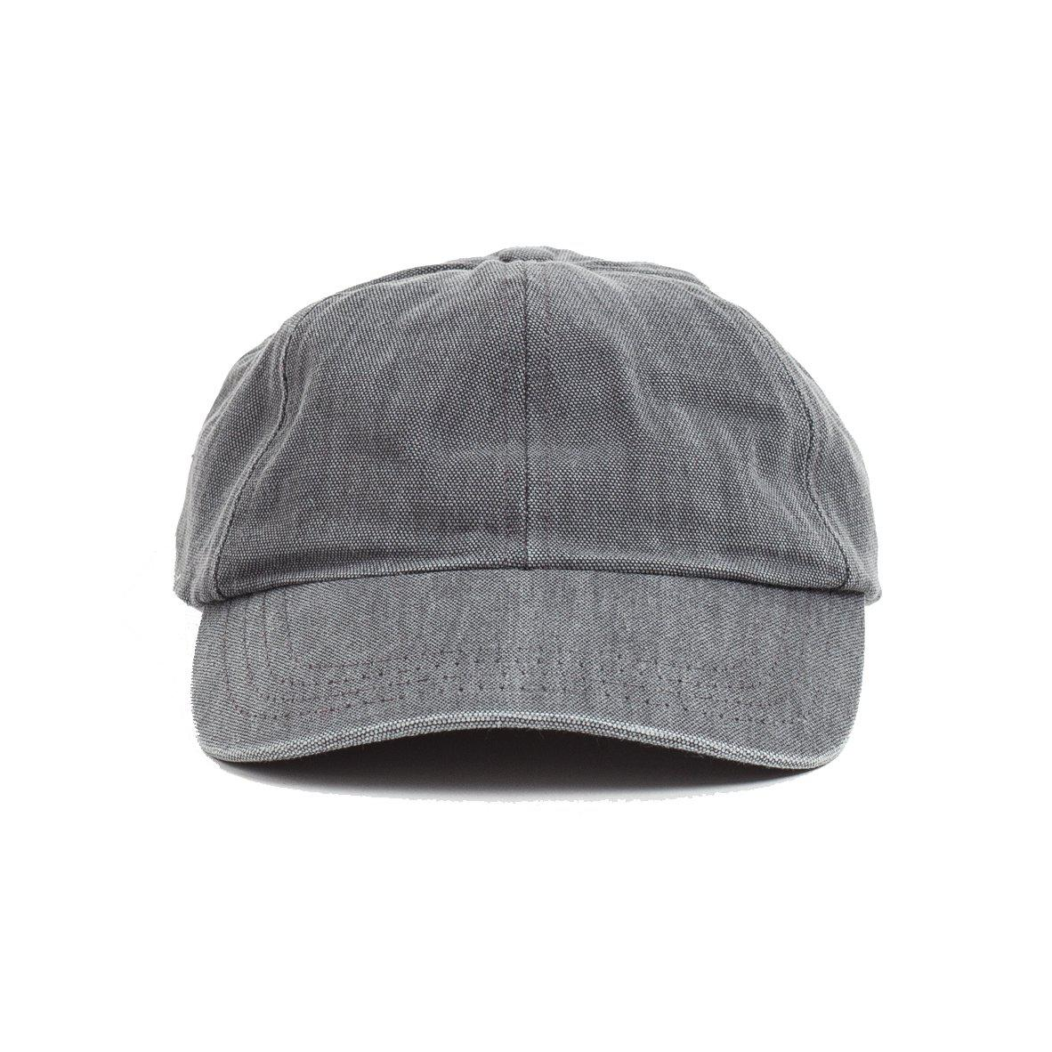 863a90a8a1e19 Corridor NYC Distressed Canvas Cap in Gray for Men - Lyst
