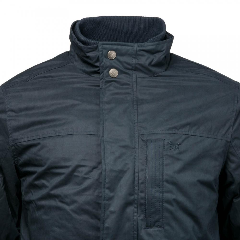 51d88c8435b Crew - Blue Mens Bayards Jacket for Men - Lyst. View fullscreen