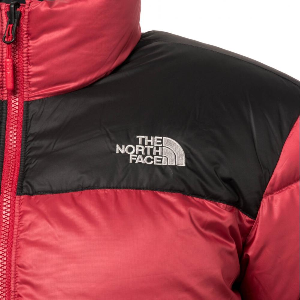 The North Face Nuptse Iii Mens Jacket in Red for Men - Lyst a10c9ce48