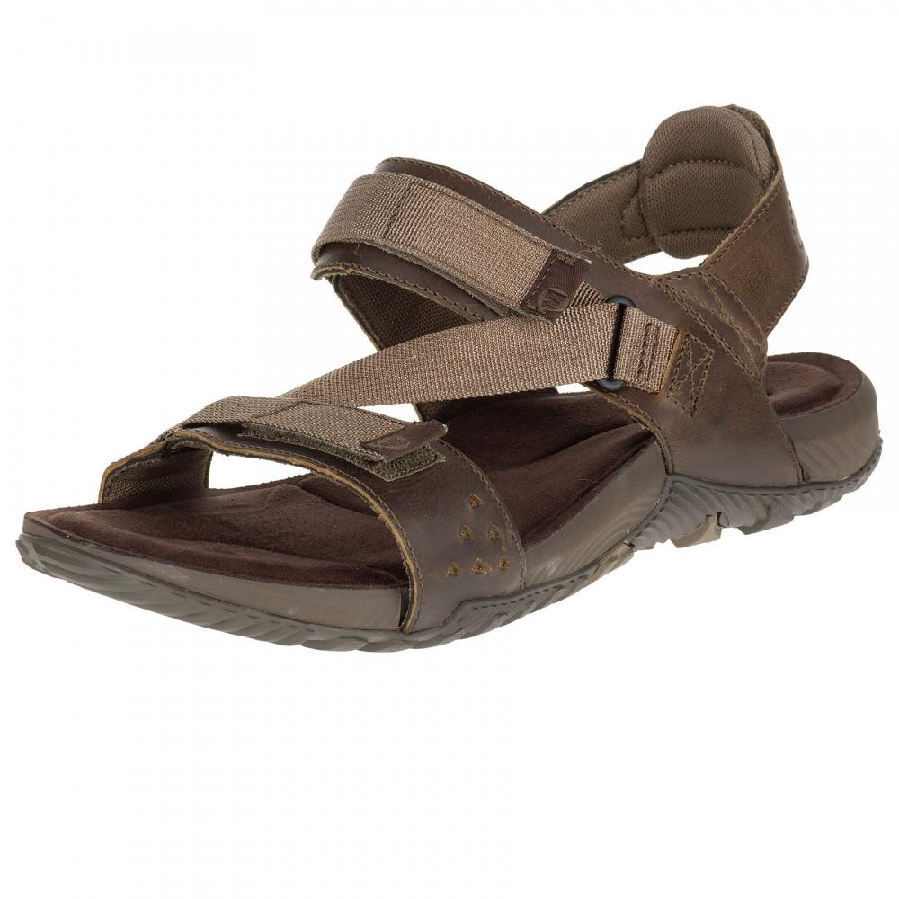 6b45919e62a7 Merrell Terrant Strap Sandal in Brown for Men - Lyst