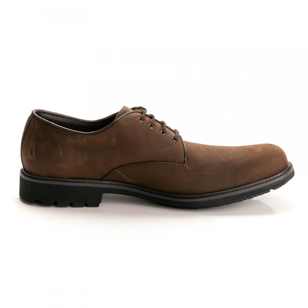 5e125bb19c1e2 Timberland Earthkeepers Stormbuck Plain Toe Mens Oxford in Brown for Men -  Lyst