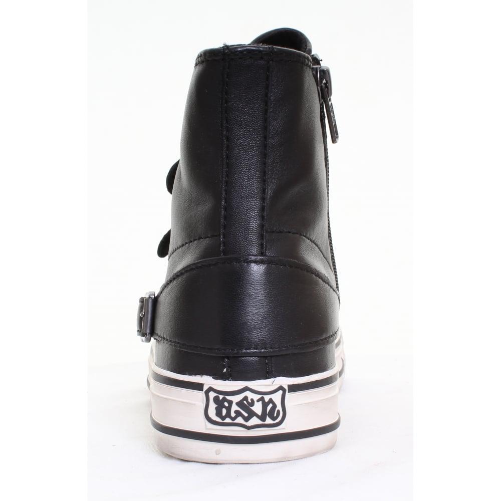 5e1c7e6a2093 Ash - Black Virgin Womens High Top Boot - Lyst. View fullscreen