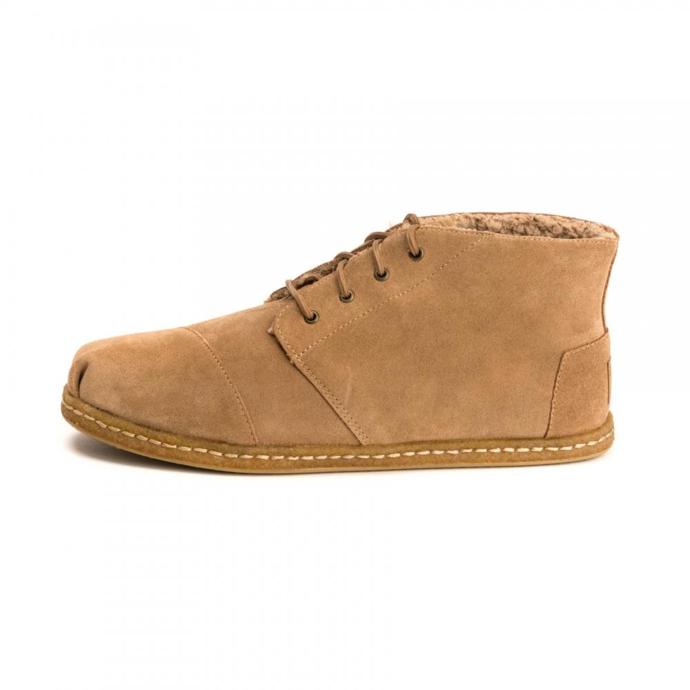 6bde9925d8e TOMS - Brown Toffee Cow Suede Mens Bota Boot for Men - Lyst. View fullscreen