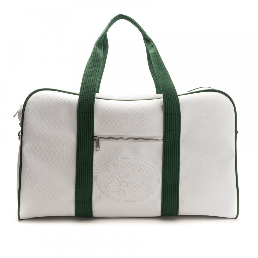 Lyst - Lacoste Mens Weekender Bag in Green for Men 1015c26ab7527