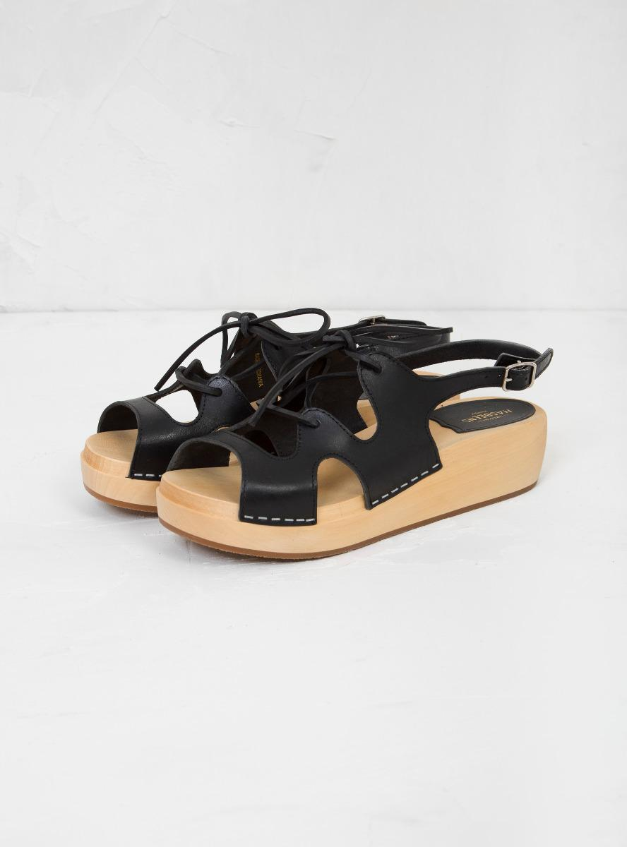 Lace-Up Sandal Swedish Hasbeens itjD1LmO