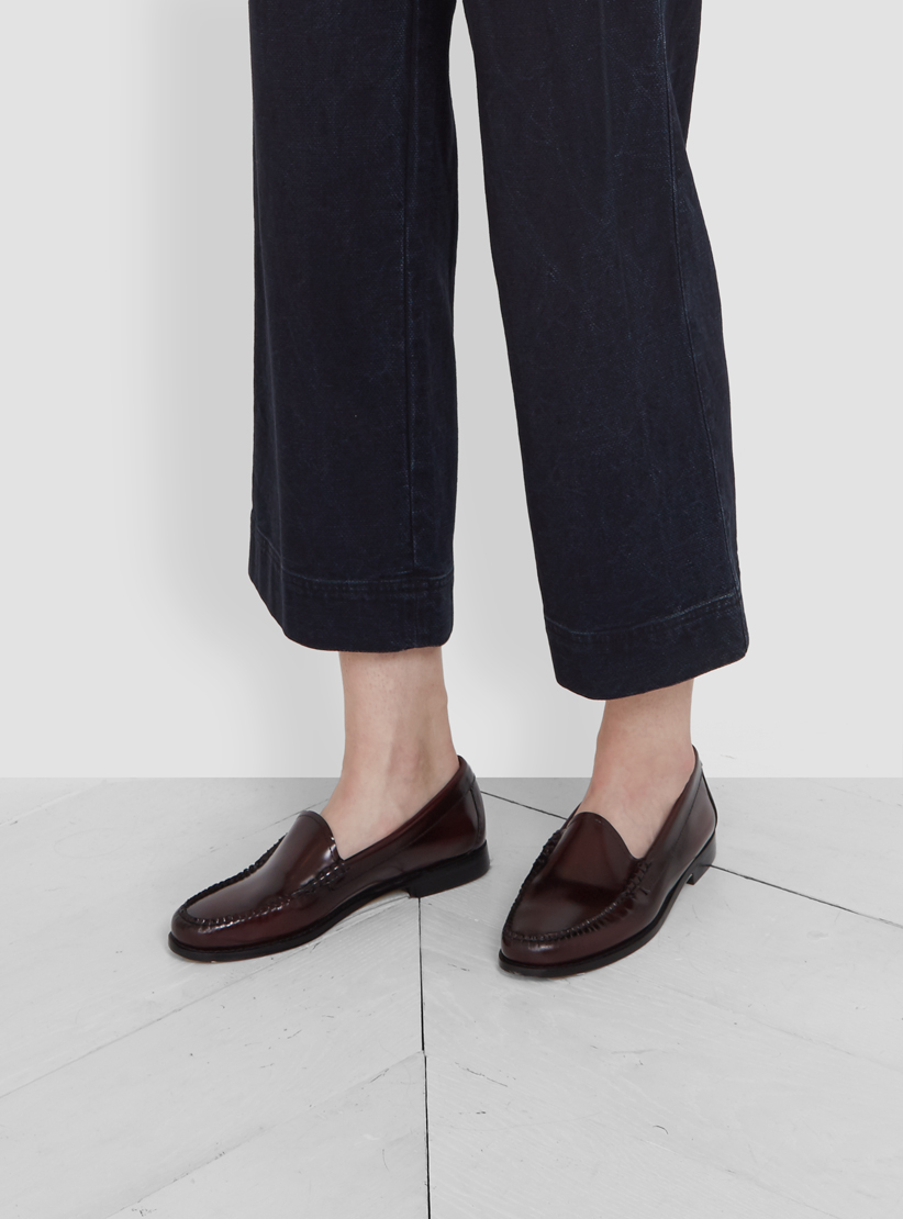 lyst gh bass amp co lillian loafer wine