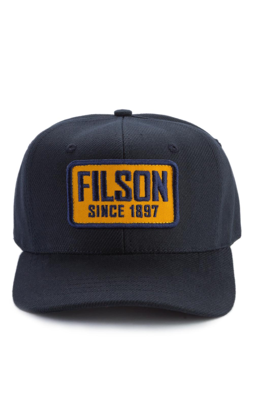 5a52892802e Filson Logger Cap in Blue for Men - Save 2.2222222222222285% - Lyst
