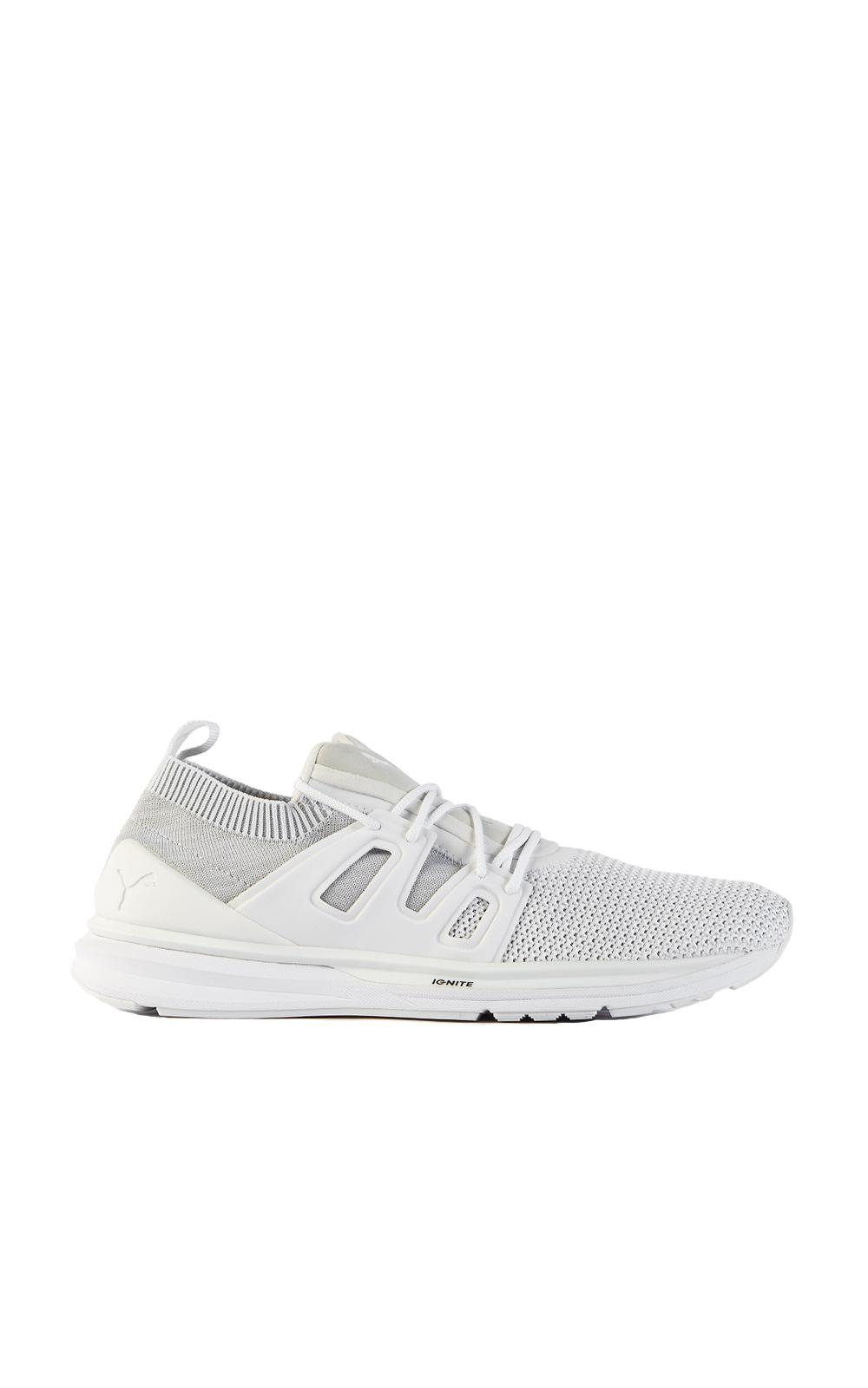 Puma B.o.g Limitless Lo Evoknit S White in White - Lyst 8976d2d43