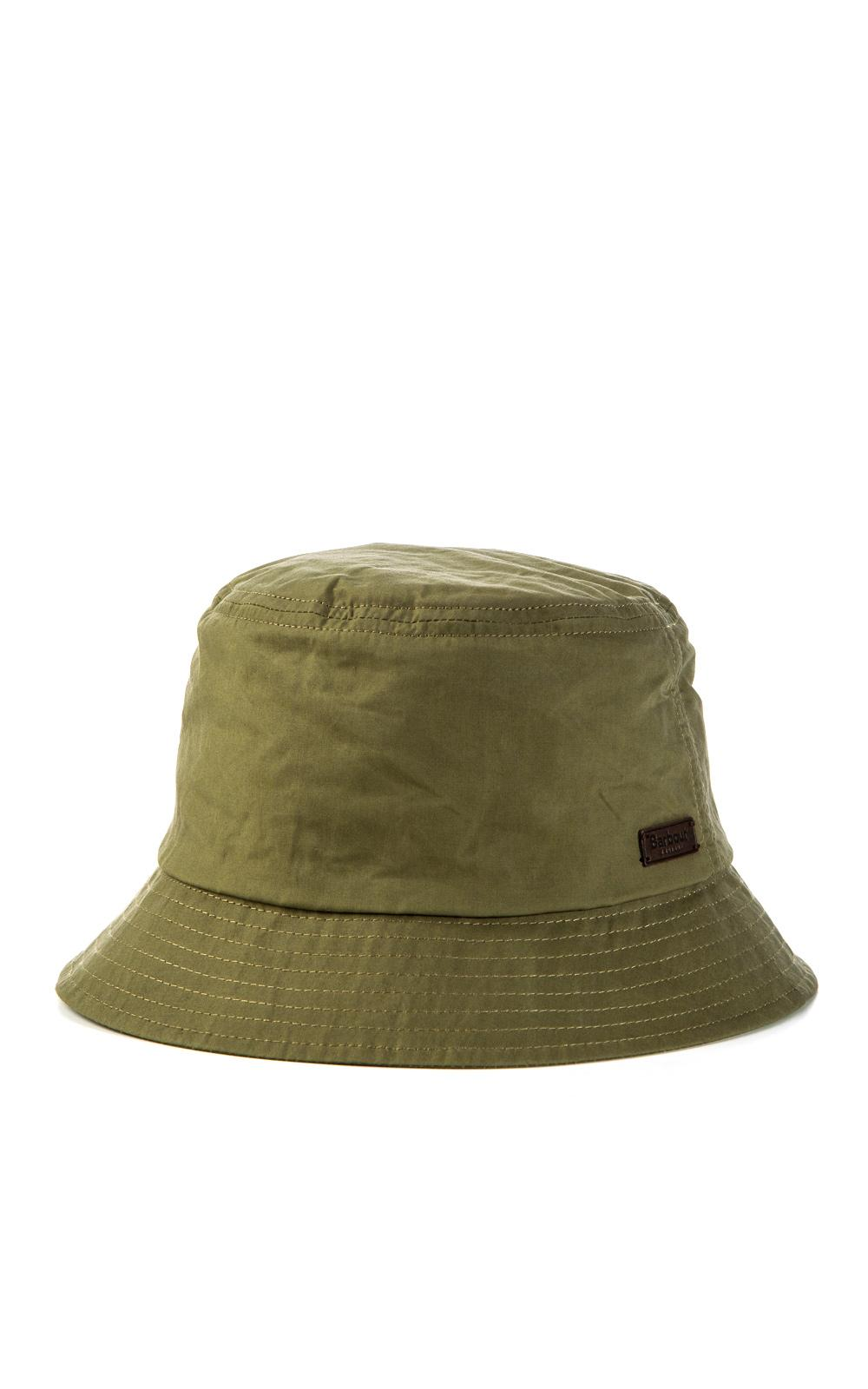 f131fa75f8e Lyst - Barbour Irvine Wax Sports Hat Light Green in Green for Men